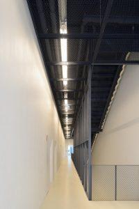 Couloir du CRR, par Nicolas Waltefaugle