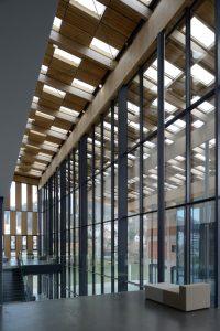 Hall du CRR, par Nicolas Waltefaugle