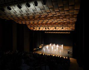 spectacle à l'auditorium @Nicolas Waltefaugle
