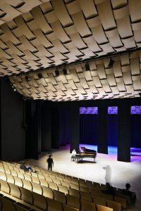 l'Auditorium, par Nicolas Waltefaugle