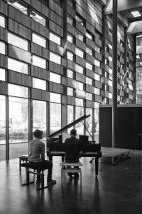 récital de piano, journée portes ouvertes la cité des arts - 30 avril 2016 - @Charlotte Pabst