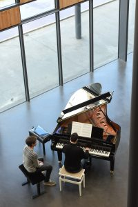 récital de piano, journée portes ouvertes la cité des arts - 30 avril 2016 - @Jack Varlet
