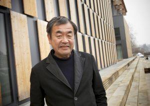 Kengo Kuma l'architecte par Olivier Perrenoud