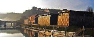Cité des Arts © Conservatoire Grand Besançon